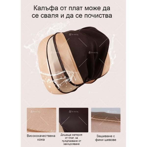масажиращ стол с 4 секции, специализиран в масажа на шийните прешлени TV285 24