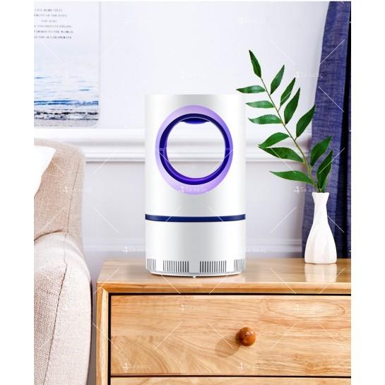 UV лампа против комари с лилава светлина и засмукваща функция TV528
