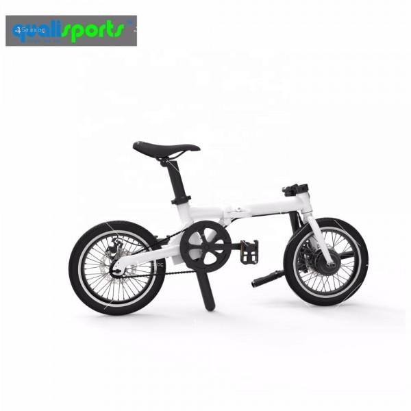 Мини сгъваем електрически велосипед BIKE- 4 3
