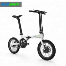 Мини сгъваем електрически велосипед BIKE- 4