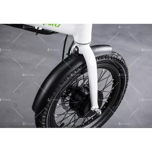 Мини сгъваем електрически велосипед BIKE- 4 6