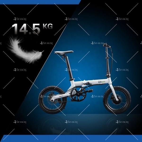 Мини сгъваем електрически велосипед BIKE- 4 13