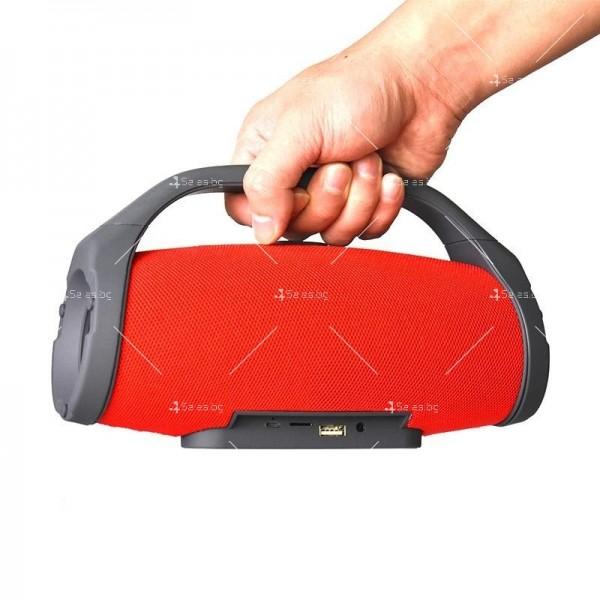 Портативна преносима Bluetooth тонколона BS-218 9