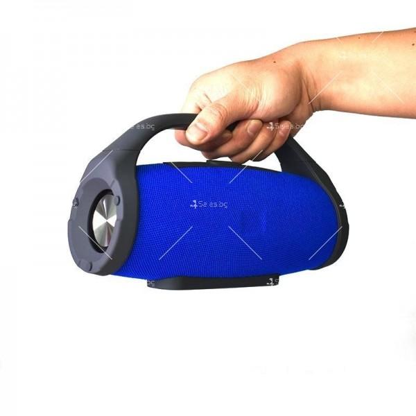 Портативна преносима Bluetooth тонколона BS-218 14