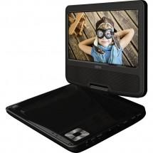 Портативен DVD плейър ODYS със 7 инчов въртящ се екран