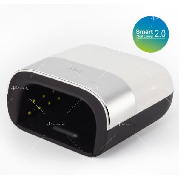 Иновативна UV LED лампа за маникюр SUN3, с мощност 48w - MK11 8