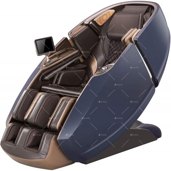 3D масажен стол Naipo с дизайн на пространствена капсула 2