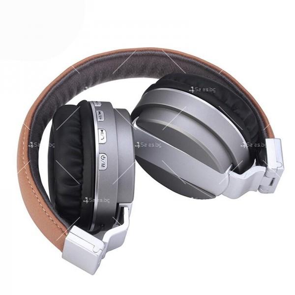 Безжични Bluetooth слушалки BT008 с високо качество 1
