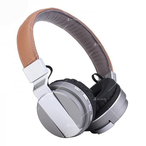 Безжични Bluetooth слушалки BT008 с високо качество 2