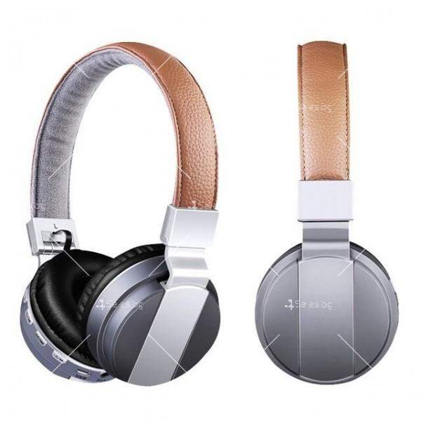 Безжични Bluetooth слушалки BT008 с високо качество