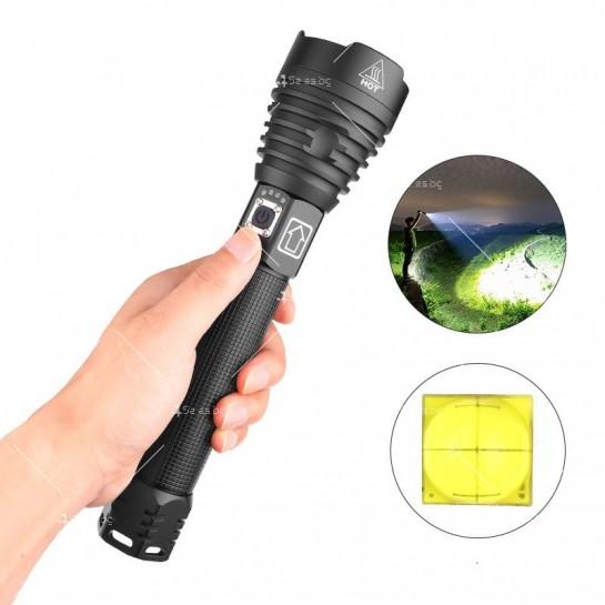 Портативен здрав фенер с ярка светлина, лампа XHP90 - FL63