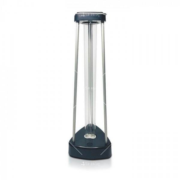 UV-C бактерицидна антивирусна лампа с озон, мощност 38W 2