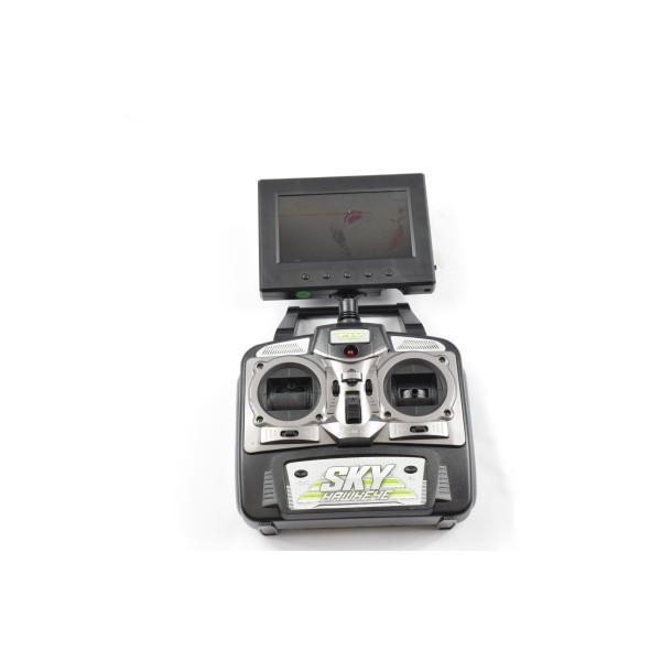 Дрон Sky HawkEye HM1315S с 5.8G FPV монитор за гледане в реално време 13