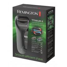 Самобръсначка Remington Titanium-X Flex & Pivot