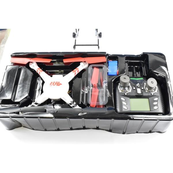Дрон WLtoys JJRC V686G с батерия 730mAh FPV дисплей RC пулт 5.8 GHz видеосигнал 1