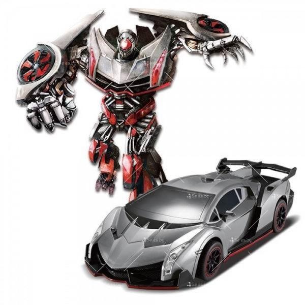 Трансформиращ се робот JQ Troopers Violent - TT667B