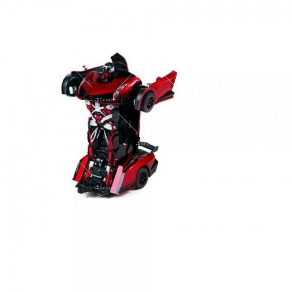 Трансформиращ се робот JQ Troopers Violent - TT667B 5