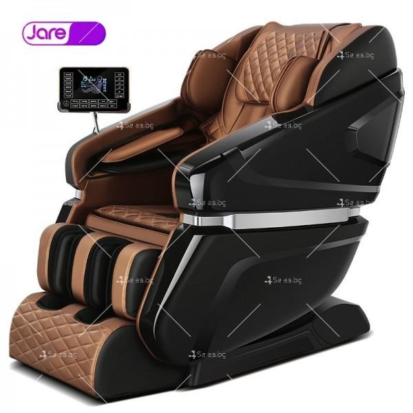 Изключителен луксозен масажен стол, мини SPA център с нулева гравитация модел M8 2