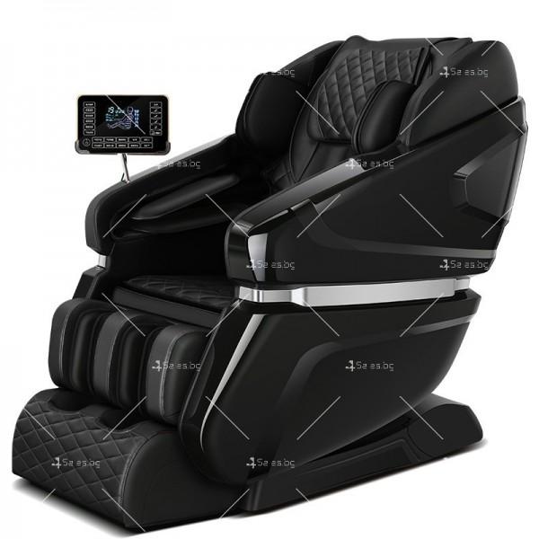 Изключителен луксозен масажен стол, мини SPA център с нулева гравитация модел M8 3