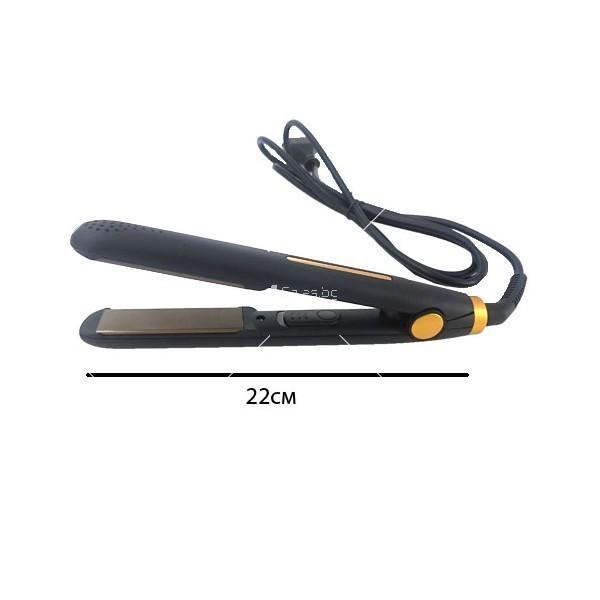 Керамична преса за изправяне на коса ROOT DT-2030 4