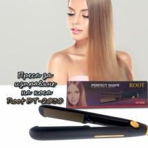 Керамична преса за изправяне на коса ROOT DT-2030 TV414
