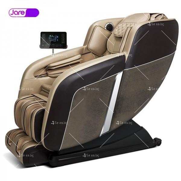 Многофункционален масажен стол за цялото тяло Jiaren S9 с 3D манипулатор