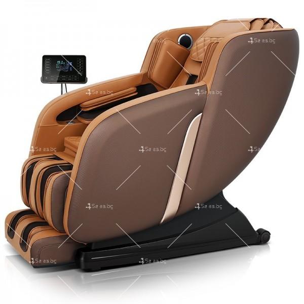 Многофункционален масажен стол за цялото тяло Jiaren S9 с 3D манипулатор 2