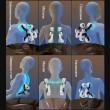 Многофункционален масажен стол за цялото тяло Jiaren S9 с 3D манипулатор 7