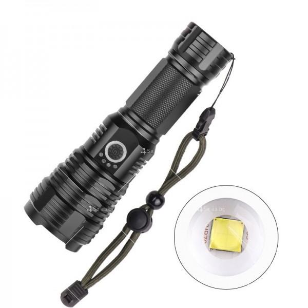 Ново фенерче XHP 70, с телескопично мащабиране на светлинното петно - FL65 5