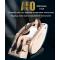 Музикален масажен стол с множество екстри, домашен SPA център F1CLUB А50 6