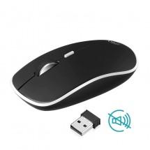Безжична компютърна мишка с 1600 DPI и ергономичен дизайн
