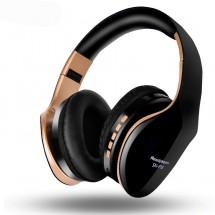 Wireless Bluetooth стерео слушалки с микрофон за музика, игри, комуникация