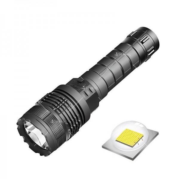 Фенерче с лампа XHP70, с изход USB и ярка светлина - FL70 4
