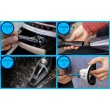 Ръчна преносима автомобилна прахосмукачка 106W мощност TWC-02 - AUTO CLEAN14 3
