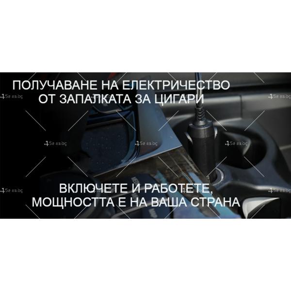 Ръчна преносима автомобилна прахосмукачка 106W мощност TWC-02 - AUTO CLEAN14 21