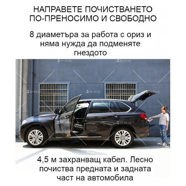 Прахосмукачка за автомобил с мощност 106W ThisWorx TWC-01 - AUTO CLEAN16 12