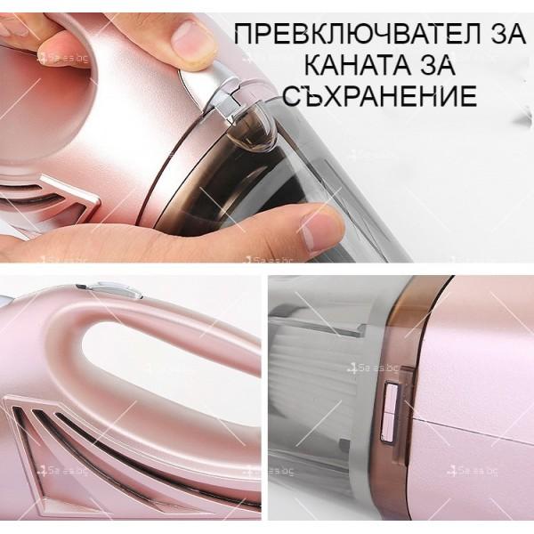 Прахосмукачка за автомобил с мощност 106W ThisWorx TWC-01 - AUTO CLEAN16 24