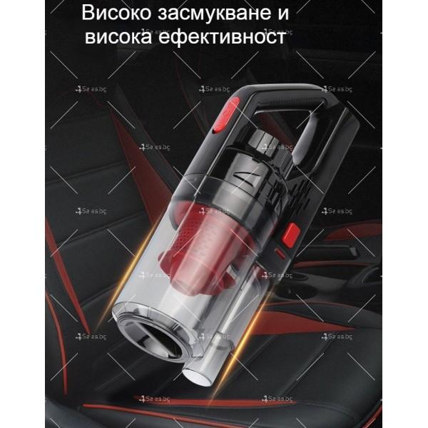 Автомобилна прахосмукачка SONRU 7000Pa с мощност 150W - AUTO CLEAN17 18