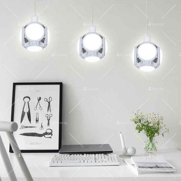 Енергоспестяваща LED лампа – футболна топка H LED23 3