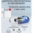 Вакуумна прахосмукачка за автомобил с мощност 150W SHIMONO SVC 1016-C 7
