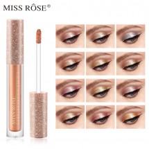 Блестящи течни сенки за очи MISS ROSE hzs192