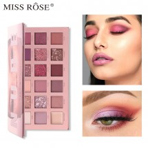 Многоцветна палитра за очи MISS ROSE HUDA hzs196