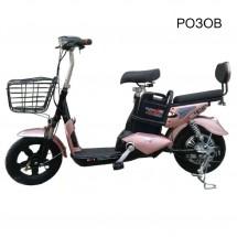 Електрически велосипед с мощност 350W и двойна седалка MOTOR4