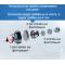 Вакуумна прахосмукачка за автомобил с мощност 150W SHIMONO SVC 1016-C 10