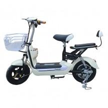 Двуколесен електрически велосипед с мини батерия и мощност 350W MOTOR5