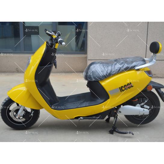 Унисекс електрически скутер 72V20A и мощност 1000W - MOTOR6