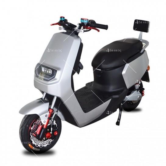 Електрически скутер G5, 72V20А литиева батерия и мощност 1200W - MOTOR7