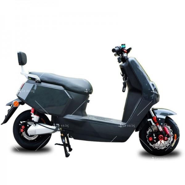 Електрически скутер G5, 72V20А литиева батерия и мощност 1200W - MOTOR7 2