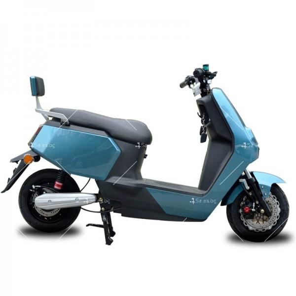 Електрически скутер G5, 72V20А литиева батерия и мощност 1200W - MOTOR7 3