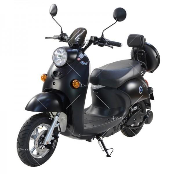 Електрически скутер тип Ретро стил с висока мощност от 1200W - MOTOR8 6